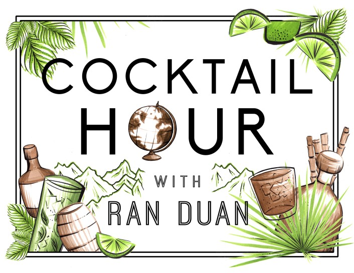 """""""Cocktail Hour"""" Pitch Deck"""
